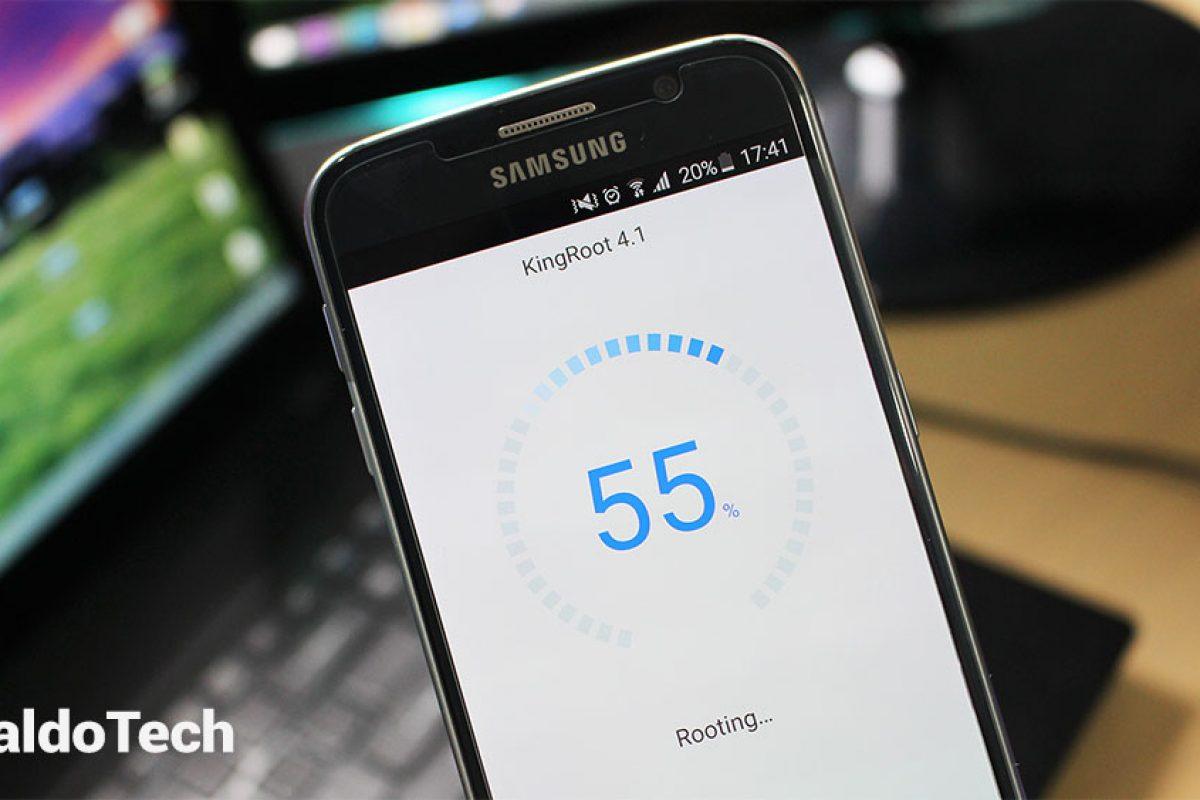 معرفی اپلیکیشن KingRoot: روت کردن گوشی اندرویدی در یک مرحله!