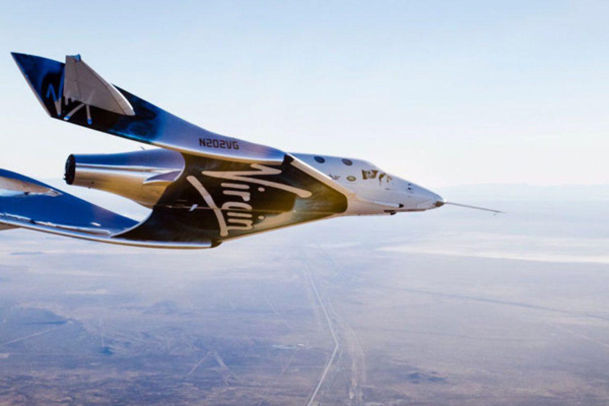 فضاپیما جدید شرکت Virgin Galactic به صورت آزمایشی آماده پرواز شد