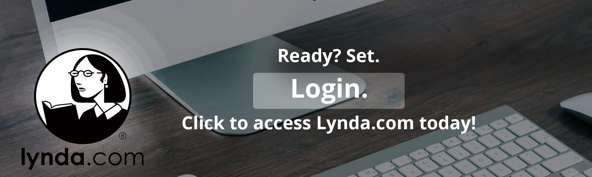 lynda-login