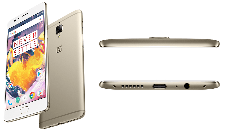 oneplus3t-gold