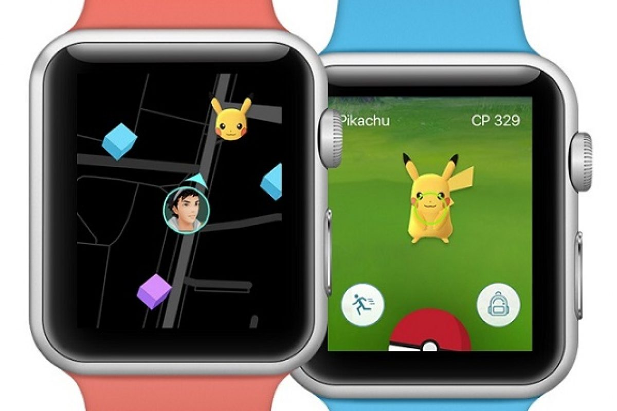 بازی پوکمون گو برای اپل واچ نیز عرضه خواهد شد