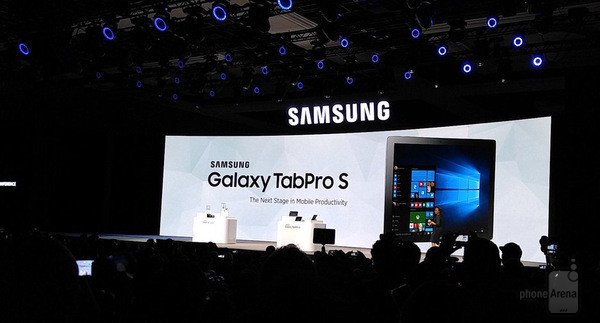 Samsung CES 2016 Conference