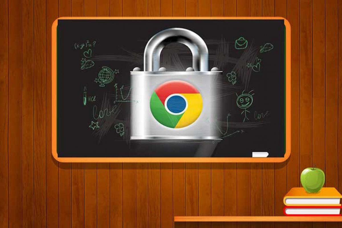 آموزش قفل کردن پروفایل گوگل کروم