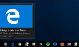 آیا به راستی مرورگر مایکروسافت EDGE از مرورگرهای کروم و فایرفاکس امنتر است؟!