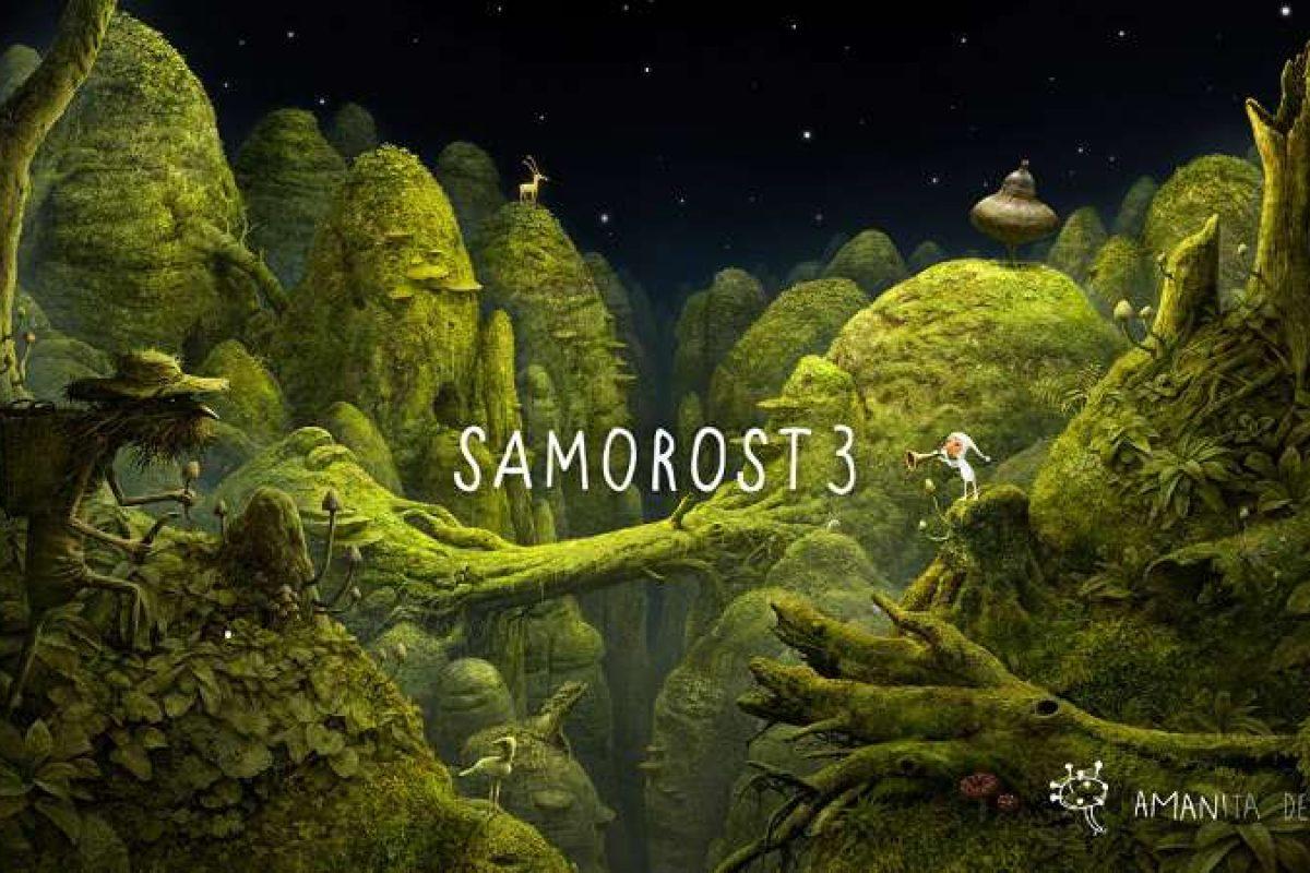 نگاهی به بازی Samorost 3: یک قدیمی جدید!