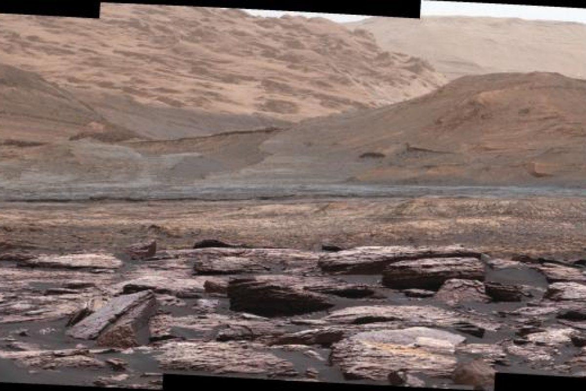 سنگهای ارغوانی عجیبی در مریخ پیدا شد!