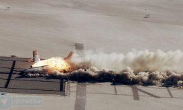 فیلم تست برخورد هواپیما با زمین را ببینید…