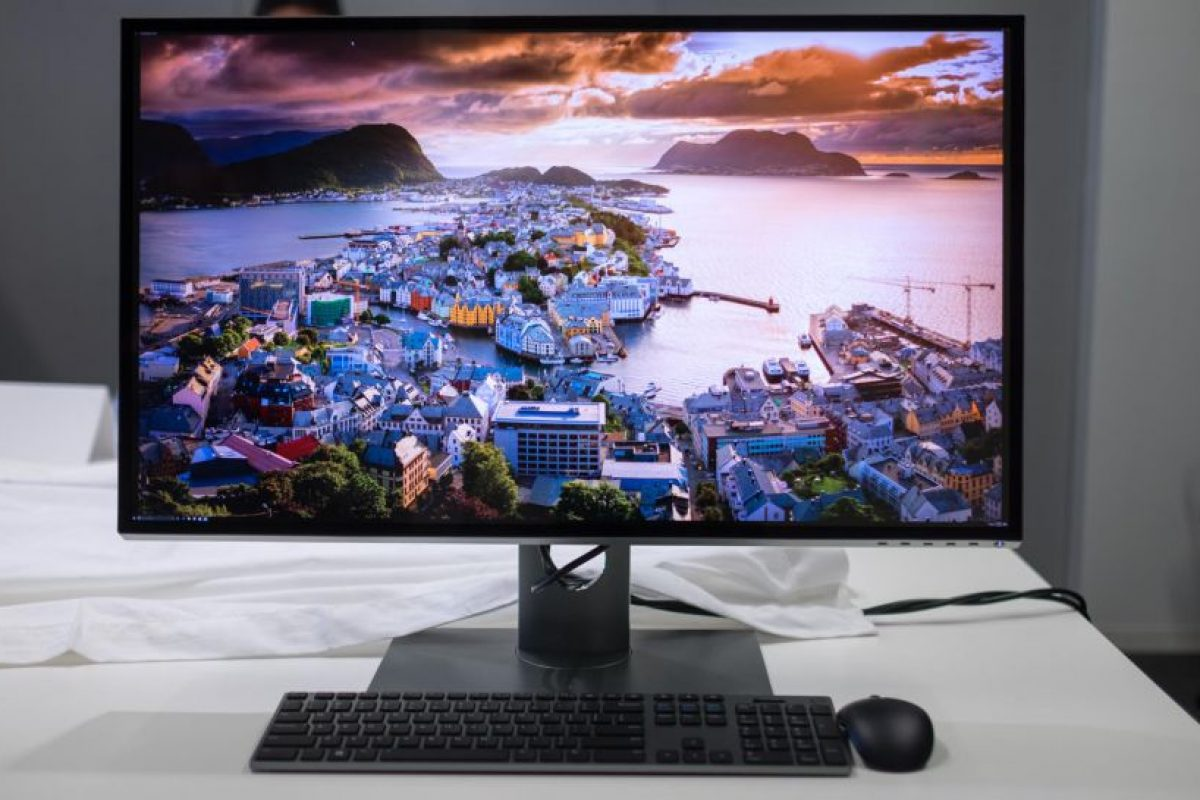کمپانی Dell از اولین مانیتور 8K دنیا پرده برداشت!