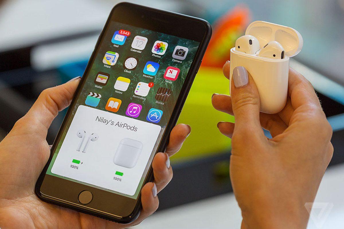 نسخه ۱۰.۳ از iOS امکان پیدا کردن ایرپادهای گم شده را به شما میدهد