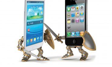 اپل و اندروید بیشترین سهم از بازار اسمارت فونهای ایالات متحده را در اختیار دارند
