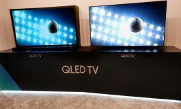 تلویزیون QLED سامسونگ در نمایشگاه CES 2017 بهصورت رسمی معرفی شد