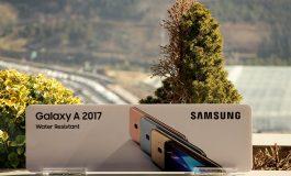 گوشیهای سامسونگ گلکسی A سری 2017 در ایران رونمایی شدند
