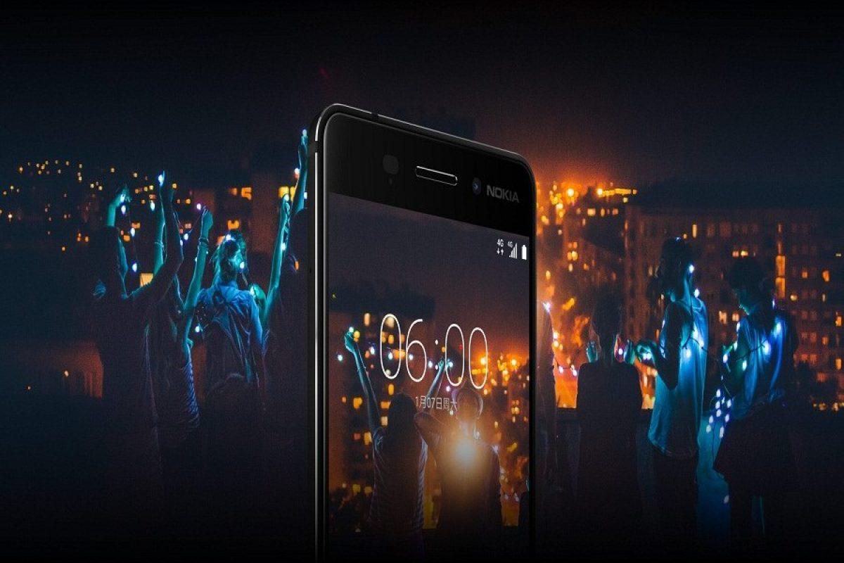 گوشی هوشمند اندرویدی نوکیا ۶ با ۴ گیگابایت رم و سنسور اثر انگشت رسما معرفی شد
