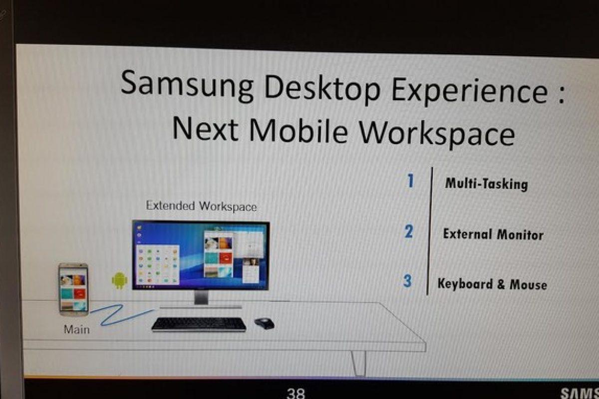 سامسونگ گلکسی S8 احتمالا به ویژگی شبیه Continuum مجهز خواهد بود