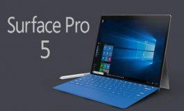 منتظر معرفی مایکروسافت سرفیس پرو ۵ با نمایشگر ۴K در فصل بهار باشید