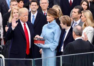 مراسم تحلیف دونالد ترامپ رکورد مشاهده آنلاین در توییتر را شکست