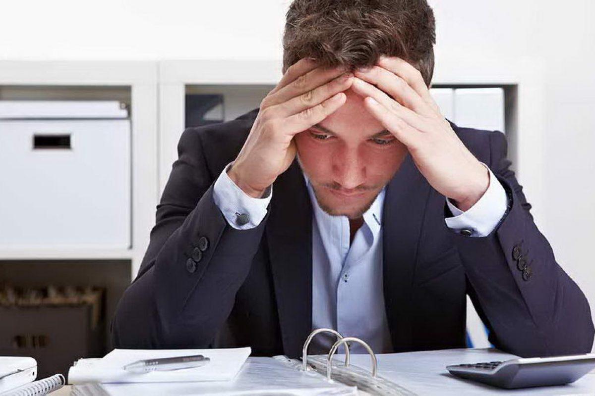 چگونه میتوان استرسهای کاری را از بین برد؟!