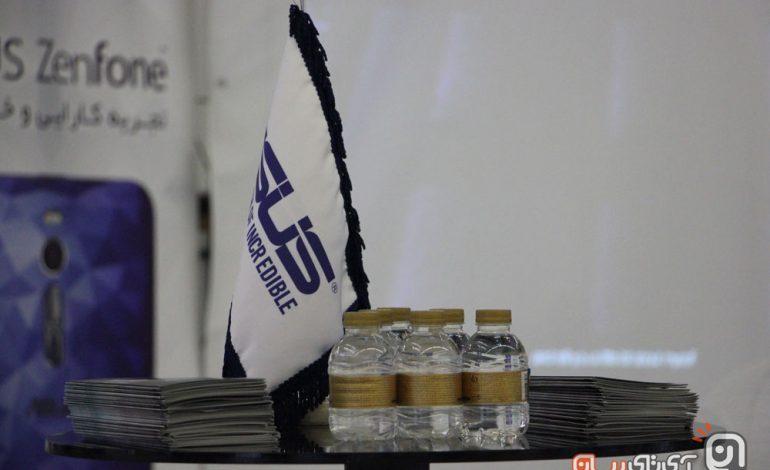 اهدای یک دستگاه پژو 206 به خریدار خوش شانس ایسوس ذنفون 2!