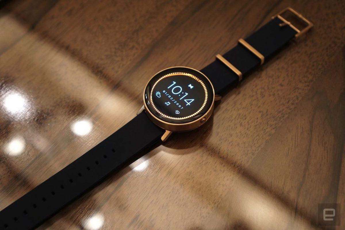 میسفیت اولین ساعت هوشمند مجهز به نمایشگر لمسی خود را معرفی کرد
