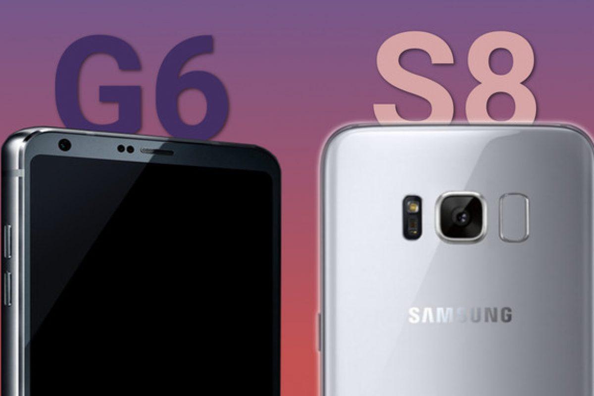 گلکسی S8 یا الجی G6؛ کدام را انتخاب میکنید؟! (همراه مشخصات کامل)