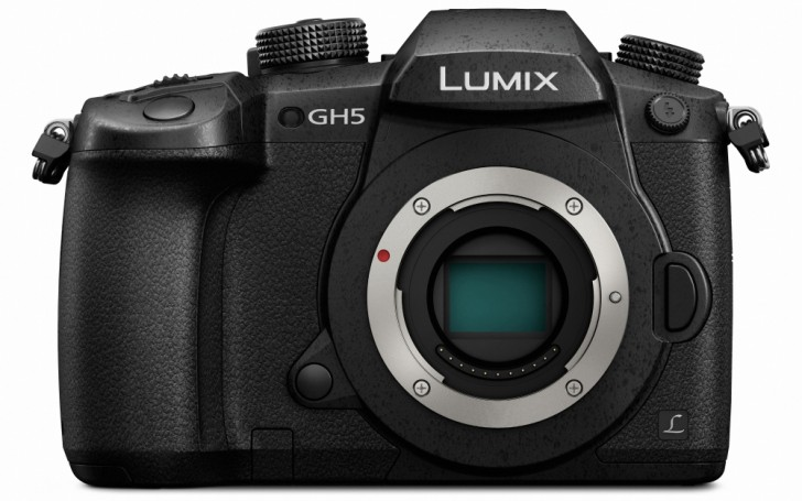 دوربین پاناسونیک لومیکس DMC-GH5
