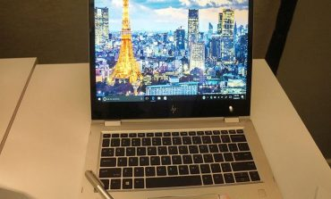 لپتاپ اچپی EliteBook X360 در نمایشگاه CES 2017 رسما معرفی شد