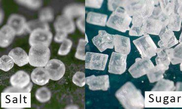 چرا شکر چسبناک است؟