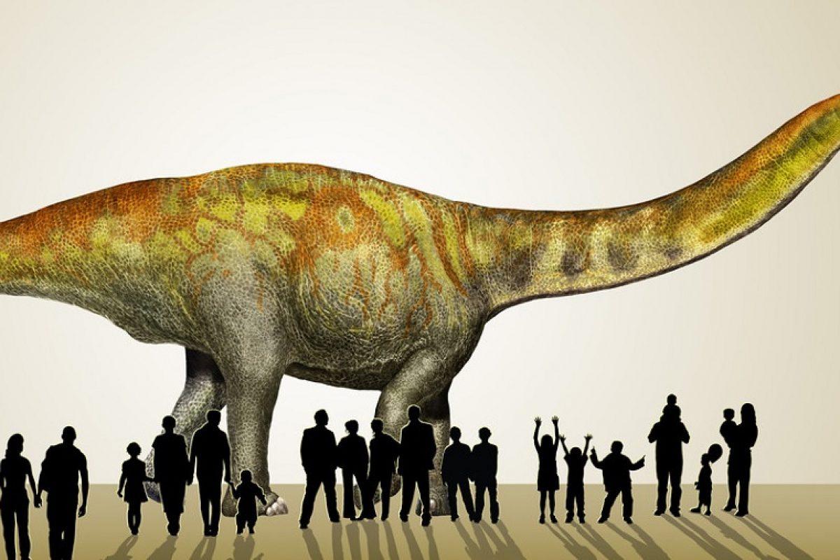 چرا بیشتر حیوانات ماقبل تاریخ بسیار بزرگ بودند؟