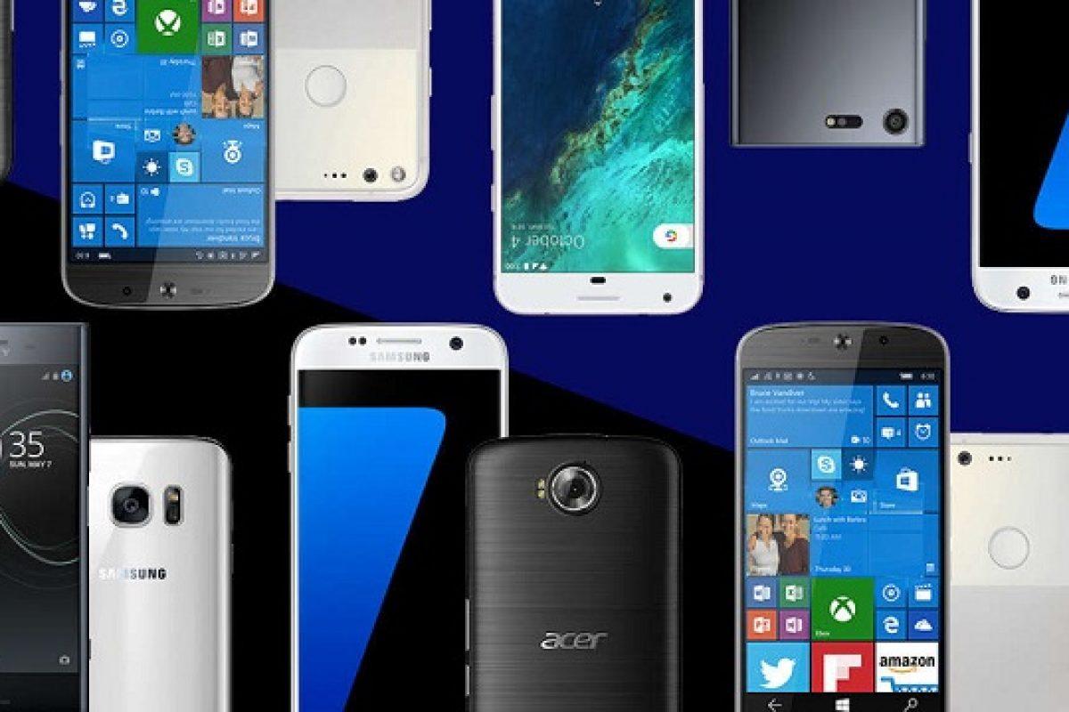بهترین گوشیهای بازار در محدوده قیمتی ۸۰۰ هزار تا ۱ میلیون تومان (مهر ۹۶)