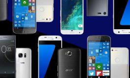بهترین گوشیهای بازار در محدوده قیمتی ۸۰۰ هزار تا ۱ میلیون تومان (دی ۹۶)