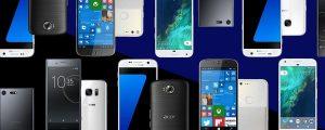 بهترین گوشیهای بازار در محدوده قیمتی ۸۰۰ هزار تا ۱ میلیون تومان (بهروزرسانی ۱۳۹۶/۲/۲۰)