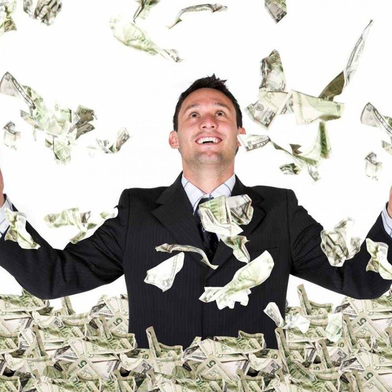 ورشکست شدن میلیونرها