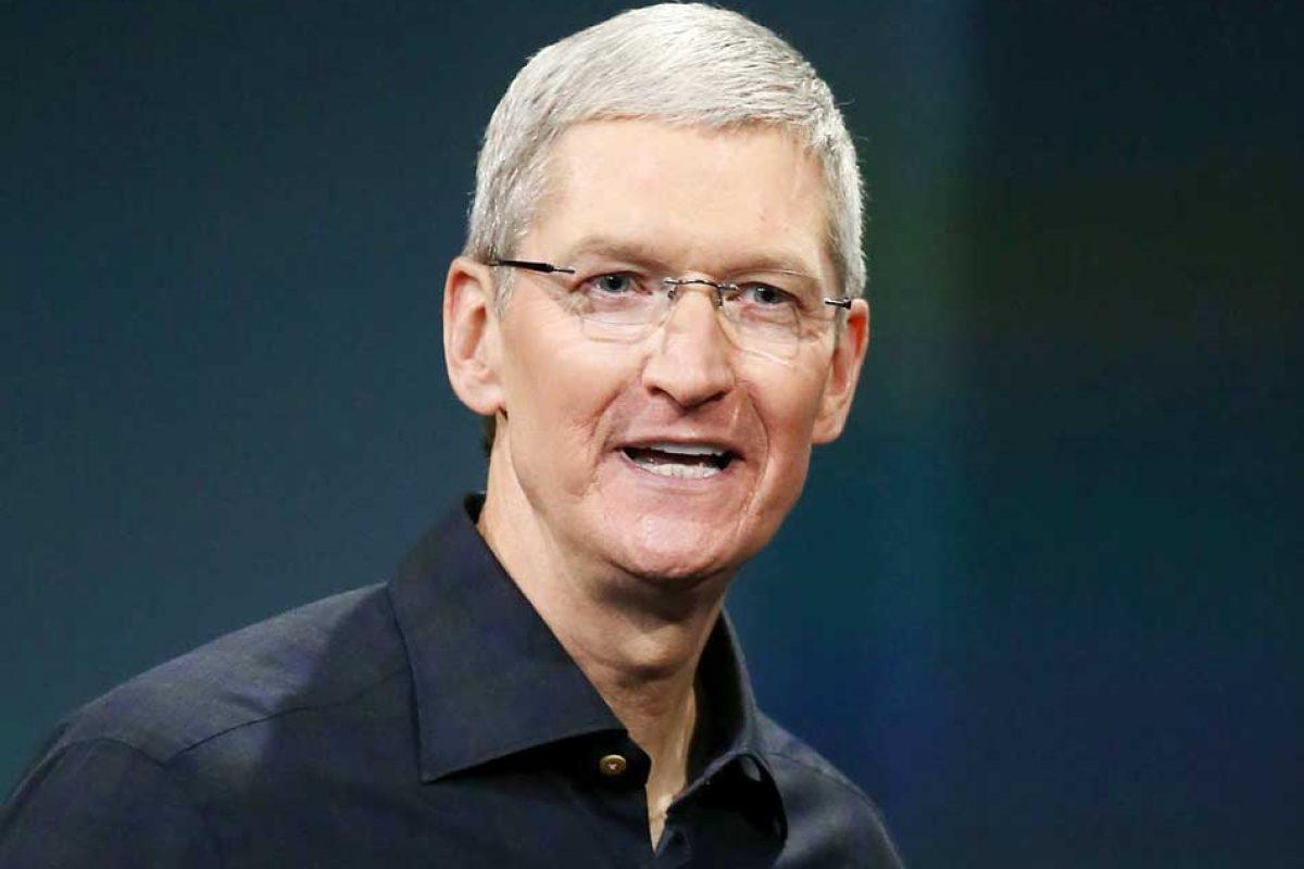 تیم کوک ۳۰ هزار سهام از اپل به ارزش ۳.۶ میلیون دلار را به فروش رساند