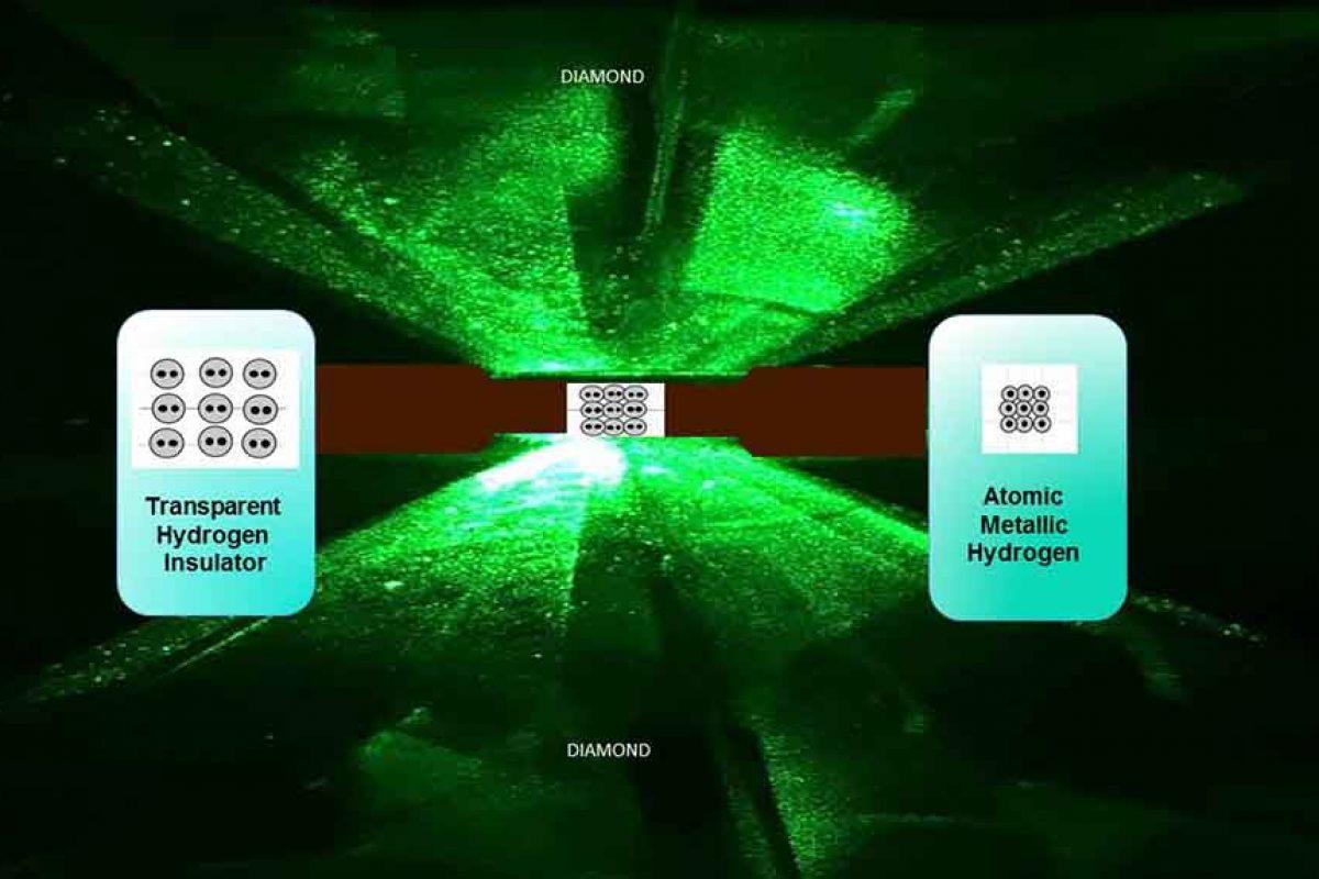آیا واقعا پژوهشگران، هیدروژن را به فلز تبدیل کردهاند؟