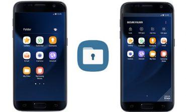 Secure Folder رسما برای گلکسی S7 و S7 Edge منتشر شد