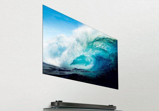 الجی از تلویزیونهای جدید با صفحه نمایش نانوسل رونمایی کرد!