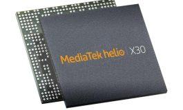 مدیاتک چیپست پرچمدار Helio X30 را معرفی کرد