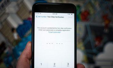 آموزش افزودن تایید هویت دو مرحلهای به واتساپ