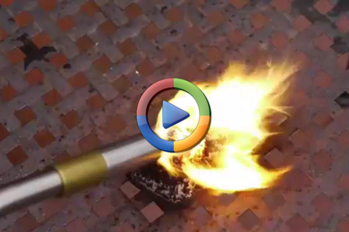 تست ایرپادهای جدید اپل در دمای ۱۰۰۰ درجه! (ویدئوی اختصاصی)