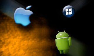 اپل جایگاه سامسونگ را گرفت: اندروید و iOS با 99.6 درصد بازار جهانی در صدر!