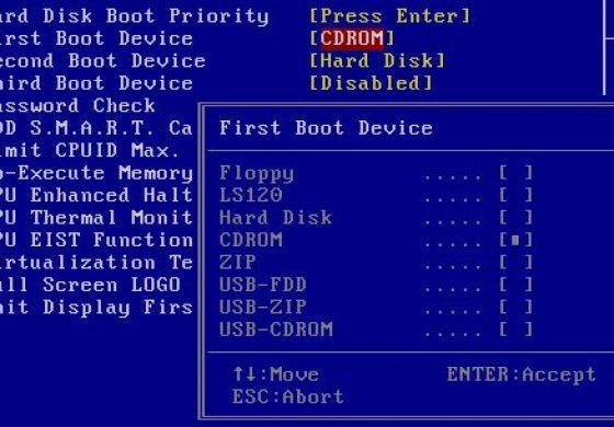 UEFI چیست و چه تفاوتی با BIOS دارد؟