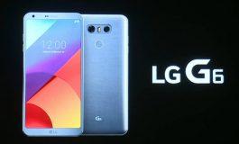 پیش فروش گوشی الجی G6 در ایران آغاز شد!