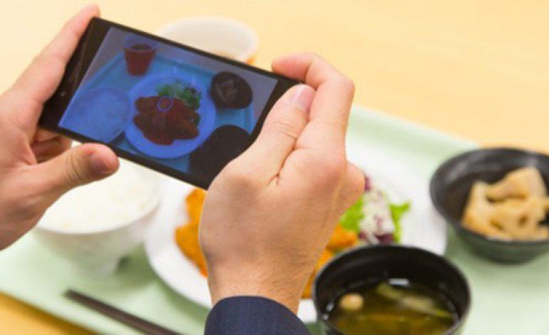 اپلیکیشن جدید سونی با یک عکس میزان کالری غذا را به شما اعلام میکند