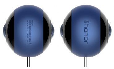 دوربین 360 درجه هواوی معرفی شد