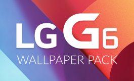 تصاویر زمینه رسمی الجی G6 را از اینجا دانلود کنید