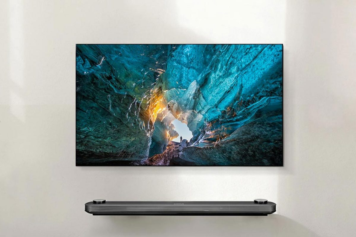 غرق شدن در عمق ۶۸ میلیارد رنگ با تلویزیونهای جدید!