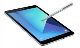 تبلت گلکسی تب S3 سامسونگ معرفی شد؛ چهار بلندگو و قلم S Pen