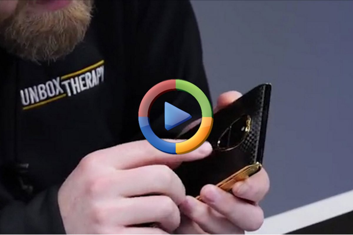 با سولارین، گرانترین گوشی دنیا آشنا شوید! (ویدئو اختصاصی)