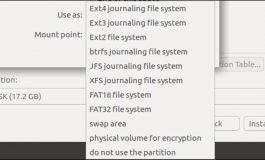 برای سیستم عامل لینوکس از چه فایل سیستمی استفاده کنیم؟!
