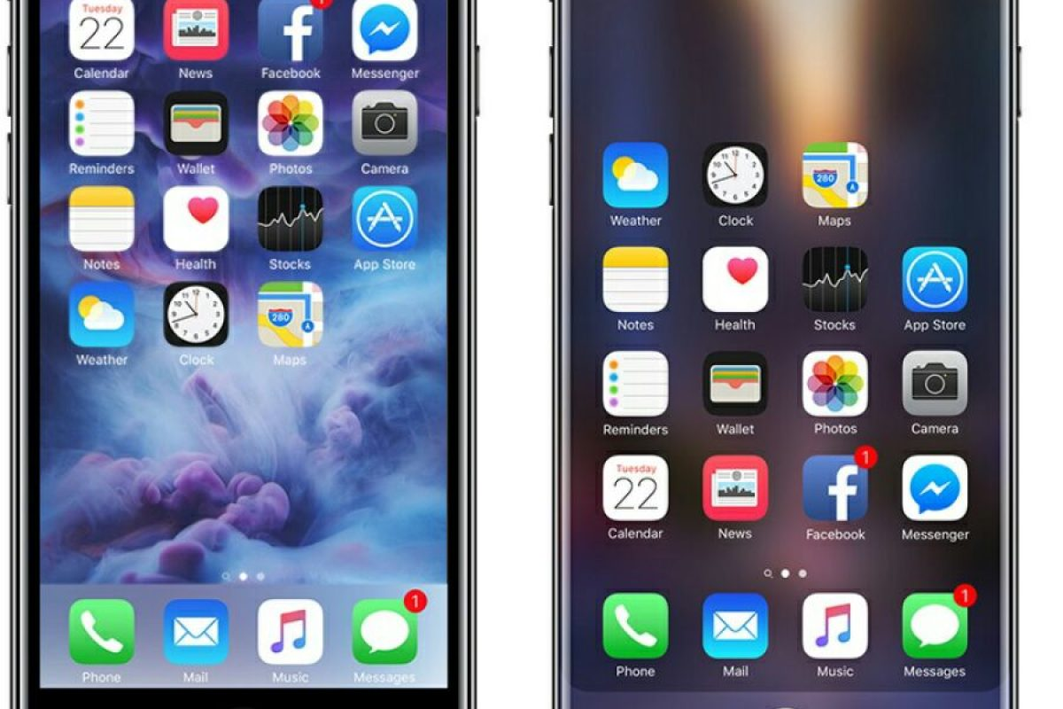 آیفون ۸ با صفحه نمایش ۵.۸ اینچی خواهد آمد